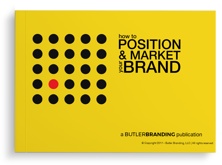 Free Branding eBook on How to Position your Brand