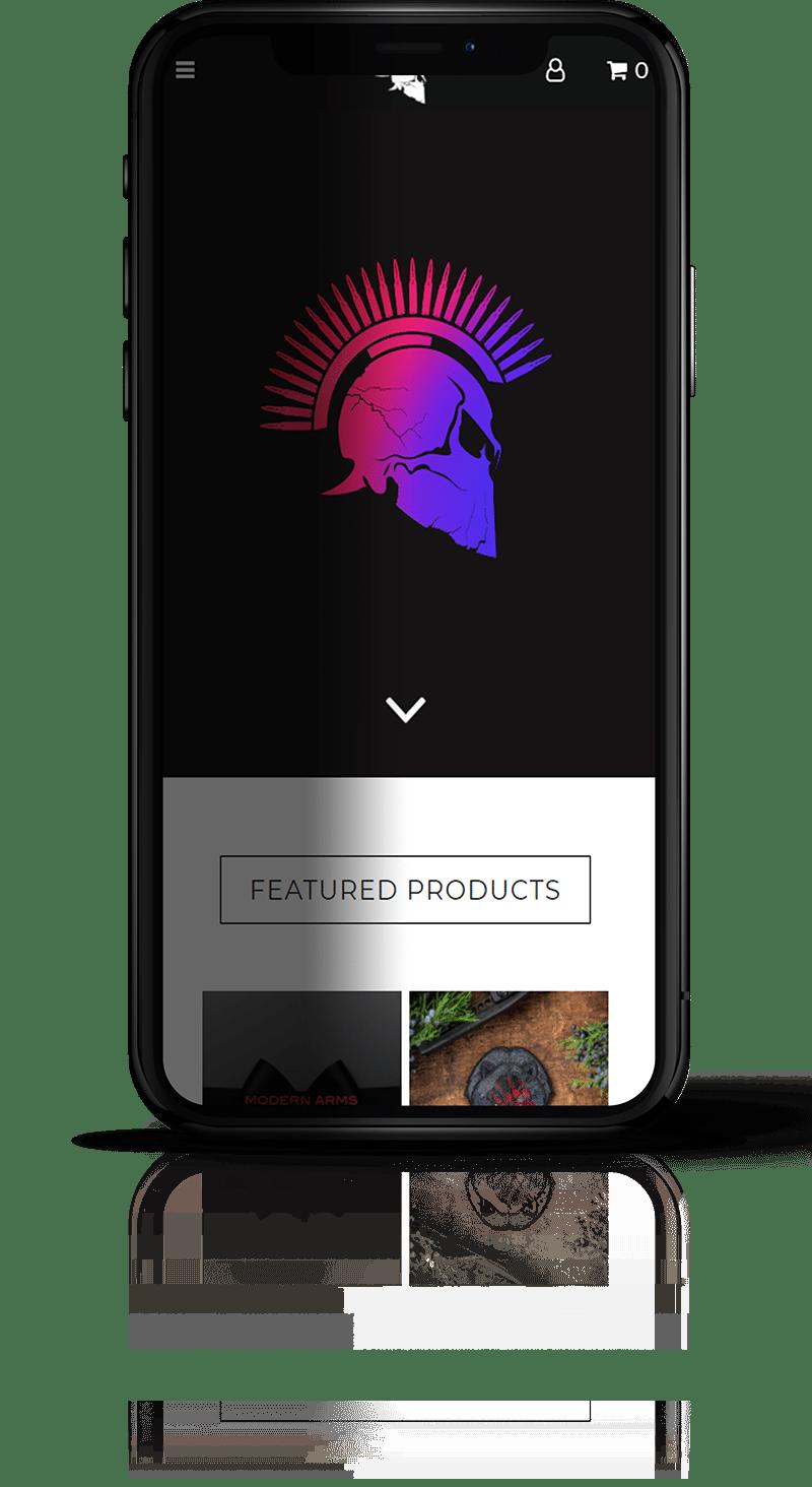 Branding Case Study - Mobile Device eCommerce