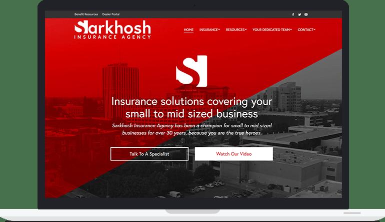 Branding Case Study - Insurance Industry
