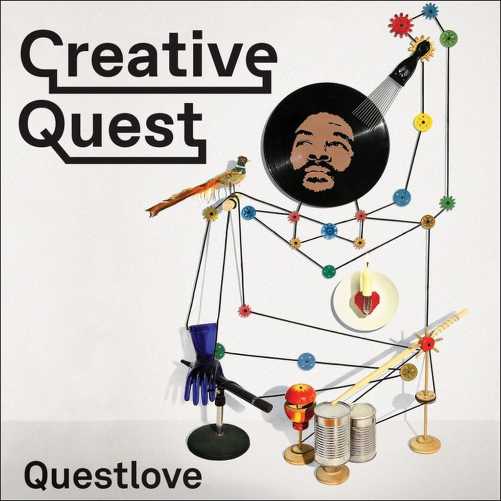 Creative Quest Book Cover Featured