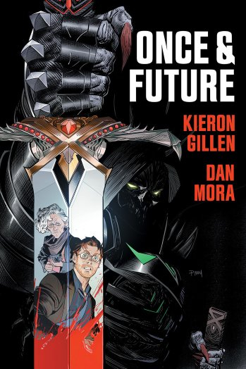 Once & Future Cover