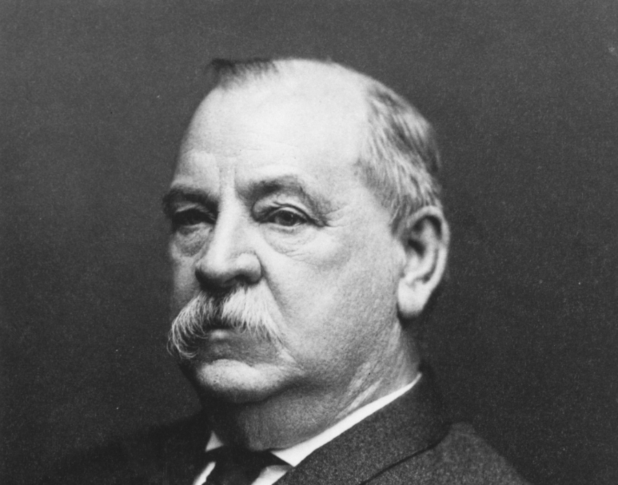 Grover Cleveland 22nd President
