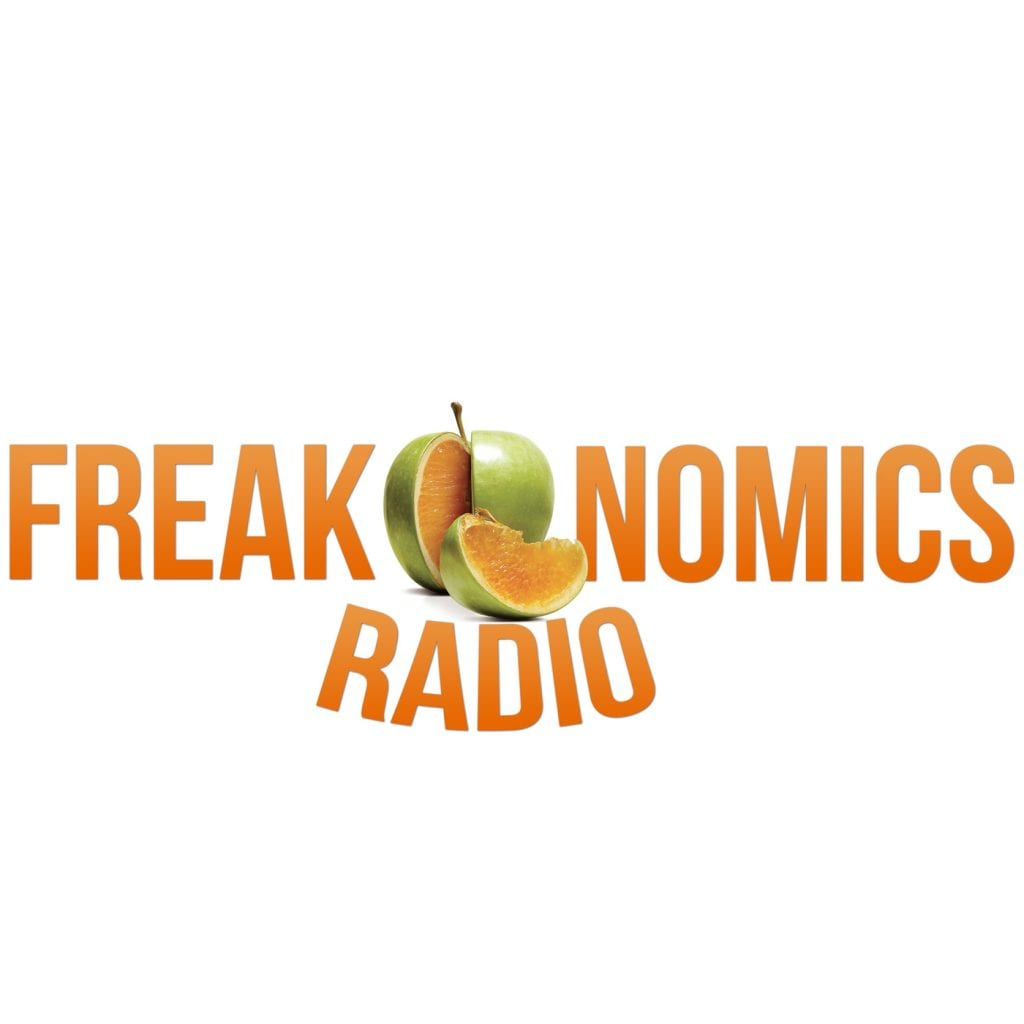 Freakonomics Radio Podcast Think Differently