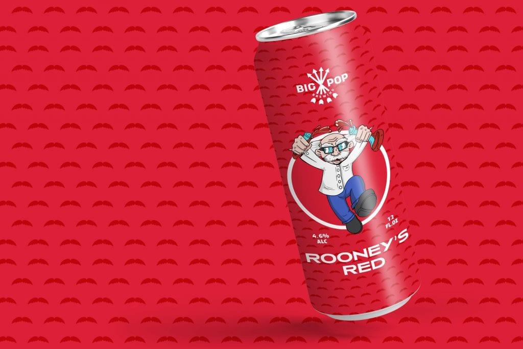 Rooneys-Red