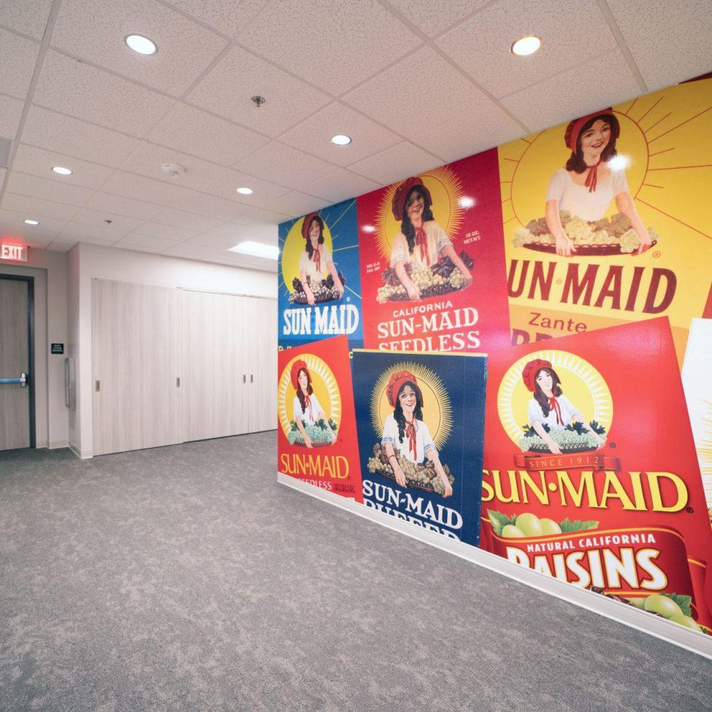 Sun-Maid Marketing Department